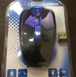 Нова бездротова мишка