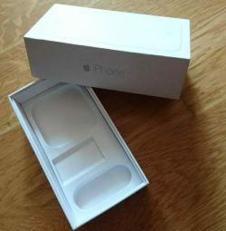 Коробка от айфона 5