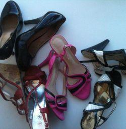 Sandale pachet