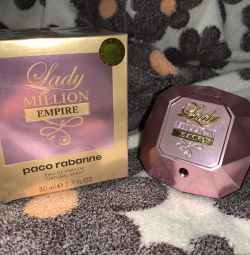 PACO RABANNE LADY MILLION EMPIRE, Edp, 80 ml