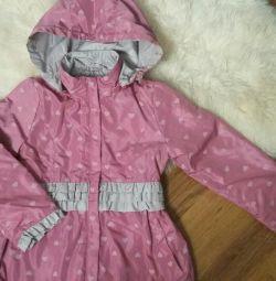 Fleece jacket for girls