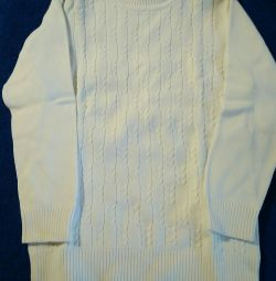 Το πουλόβερ δεν σχηματίζει καρούλια