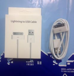Date USB Cable for iPhone 4