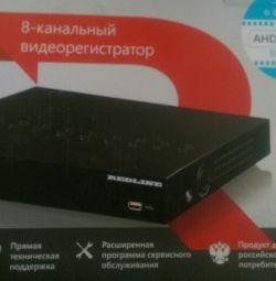 Видеорегистратор Redline 4- 8- канальный