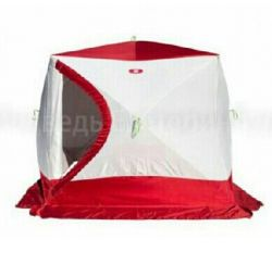 Tent winter warmed Cub4 free shipping