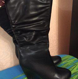 Siyah çizmeler