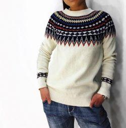 Uzatılmış sweatshirt