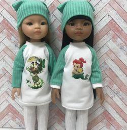 Doll clothes paola reina ?