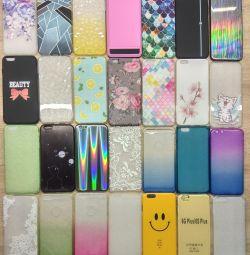 Carcase pentru iPhone 6 + / 7 + / 8 +