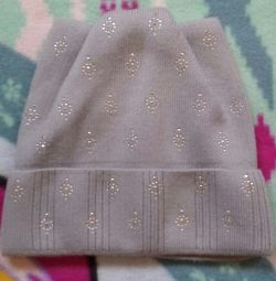 Cap for autumn 4-6 l (46-52 cm)