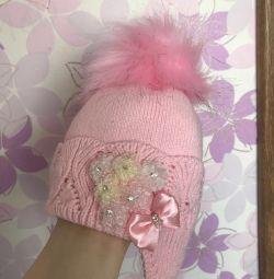 46 kız için sıcak şapka