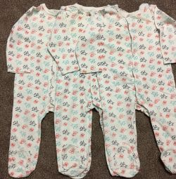 Overalls, size 86