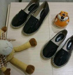 Çocuk bale ayakkabıları
