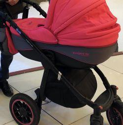Bebek Arabası 2'si 1 Arada Adax