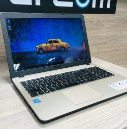 Laptop elegant Asus R540SA pe SSD