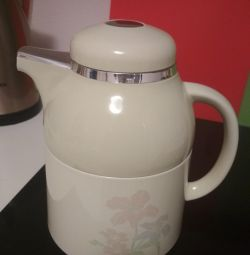 Thermos. Thermos kettle