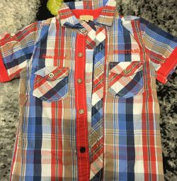 Shirt M and D height 122