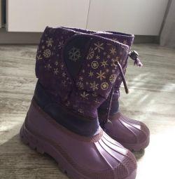 Καουτσούκ μπότες Unichel