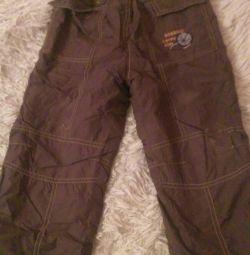 демісезонні штани