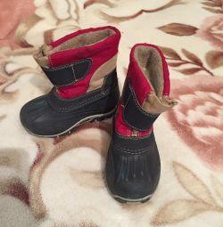 Χειμερινό μέγεθος μπότες 22