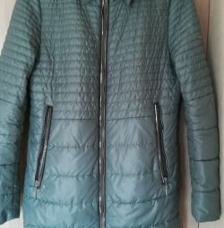 Куртка-напівпальто, р-46 (48)