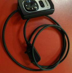 Προσαρμογέα ακουστικών ad-41 της Nokia