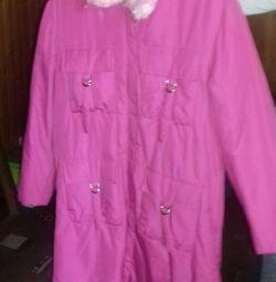 Παλτό για το κορίτσι