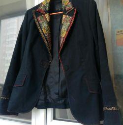 Jacket new production of Turkey r. 38
