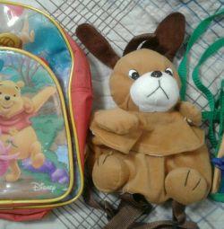 Сумки рюкзаки дитячі