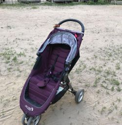 Лeгкая прогулочная коляска (7кг!) Baby Jogger