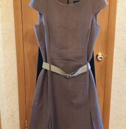 Платье + пиджак (немного б/у)