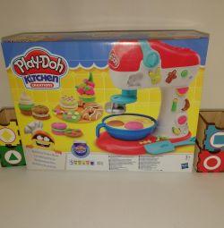 Un nou set de mixer pentru bomboane joacă doh