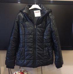 Куртка тeплая