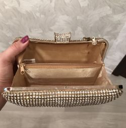 Cool Handbag with Rhinestones