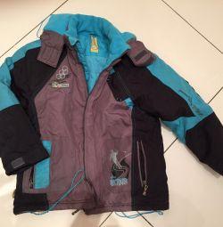 Jachetă demi-sezon. 128