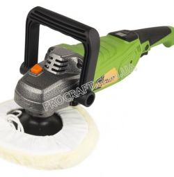 Polisher ProCraft 2100 wat