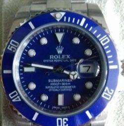 * PREMIUM * 'SMURF' 155g Rolex Submariner