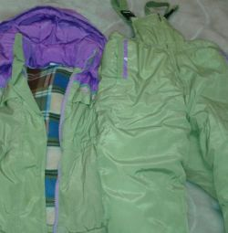 Куртка + комбінезон