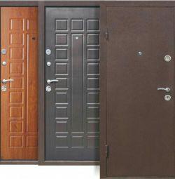 Entrance and interior doors in Koshelevo