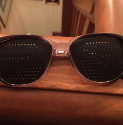 Goggles Laser Vision