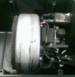 Κινητήρας για ηλεκτρική σκούπα 3Μ