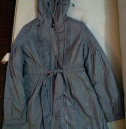 Пальто-плащ р 146-152