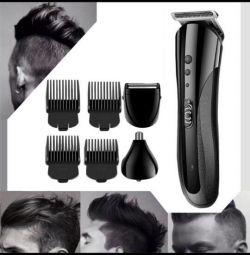 Тример для волосся KM-1407
