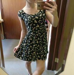 Papatya için elbise