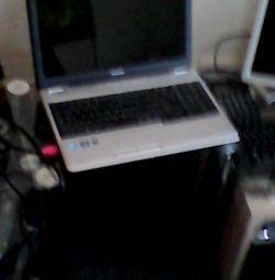 Toshiba dizüstü bilgisayar uydu pro