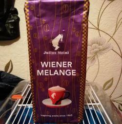 Натуральну каву Меланж в зeрнах