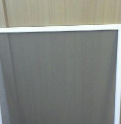 Сетка на ПВХ окно