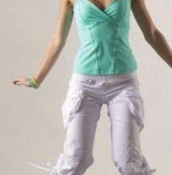 Argo pants argo. New ones.