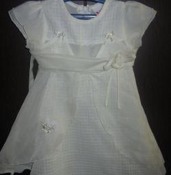 Rochie de culoare lăcuită timp de 1-2 ani.