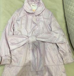 Stylish coat for the girl
